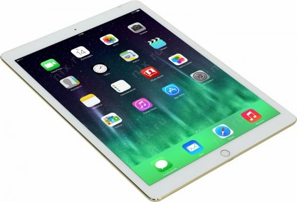 Apple iPad Pro Wi-Fi Cellular 128GB  (ML2K2RU/A)  Gold