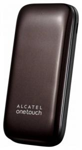 Alcatel OT1035D (2SIM) Dark Chocolate
