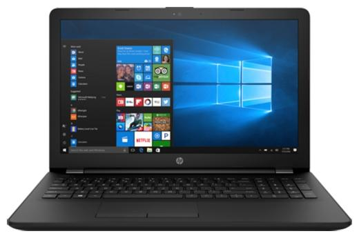 "ноутбук HP 15-bs024ur (1ZJ90EA) (Intel Celeron N3060 1600 MHz/15.6""/1366x768/4Gb/500Gb HDD/DVD-RW/Intel HD Graphics 400/Wi-Fi/Bluetooth/Win"
