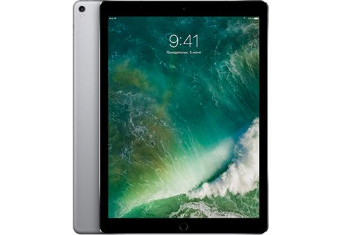 Apple iPad Pro 12.9 (2017) 512Gb Wi-Fi + Cellular Space Grey (MPLJ2RU/A)