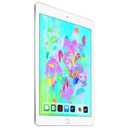 Планшет Apple iPad Silver (MR7G2RU/A) (2018)