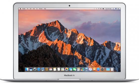 Ноутбук Apple MacBook Air  Z0UU0002K
