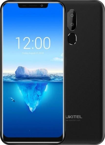 Смартфон Oukitel C12 plus 16Gb NFC Black